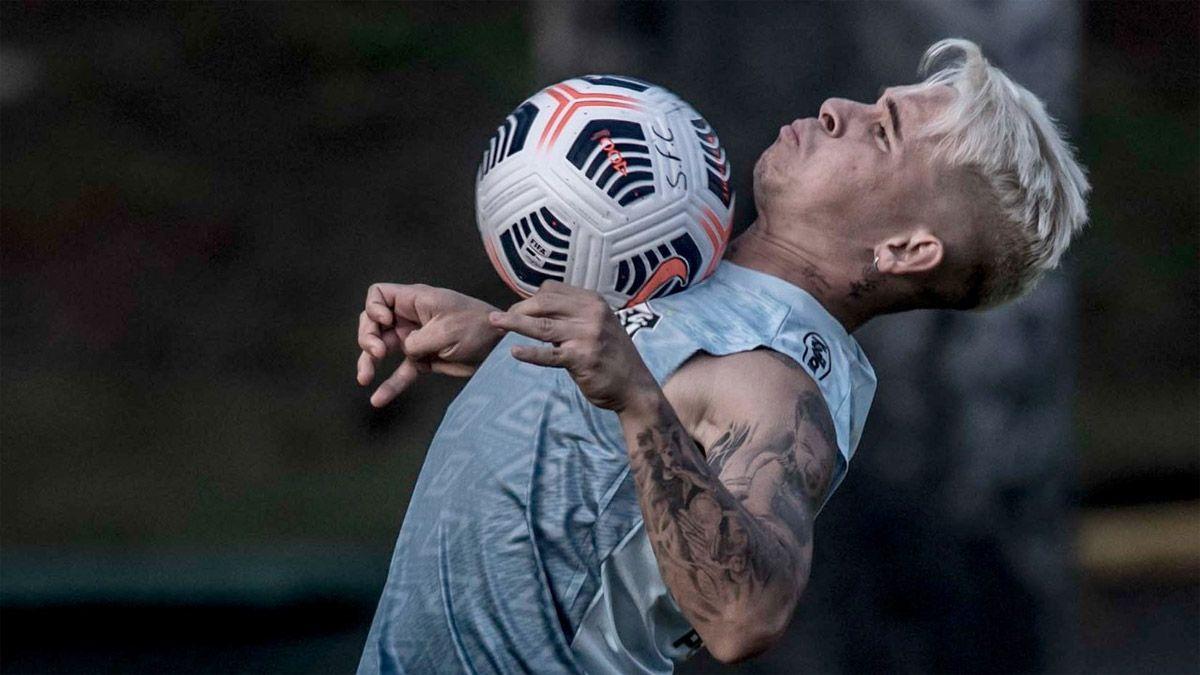Soteldo ama a Messi: A mi primer hijo le puse Thiago Mateo