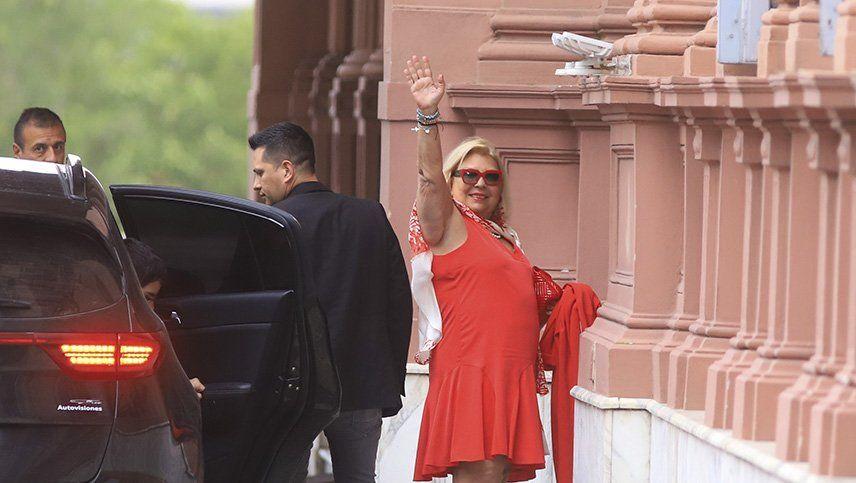 Carrió presentó la renuncia a su banca como diputada nacional