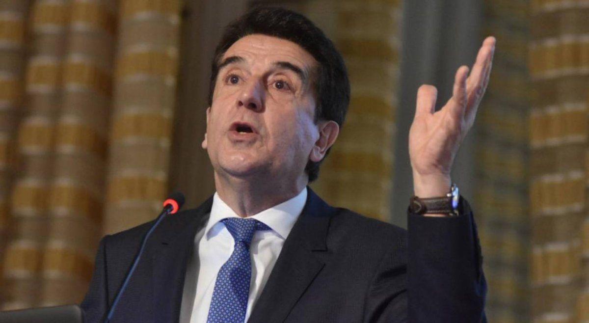 Carlos Melconian descartó que la estabilidad cambiaria de los últimos meses sea el resultado de una política económica acertada y lo atribujó a la santa soja.
