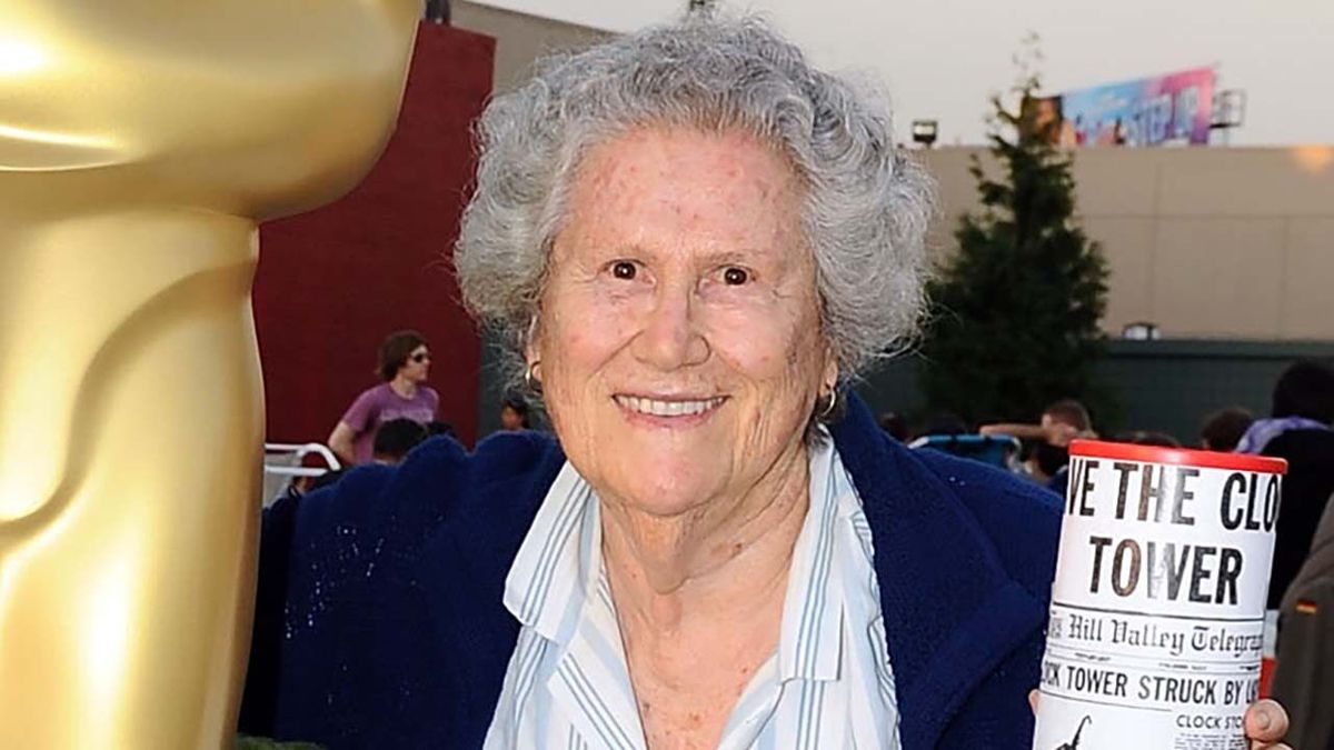 Elsa Raven murió a los 91 años.