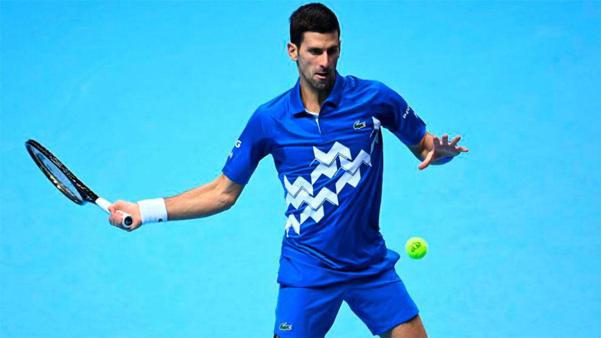 Djokovic venció a Zverev y se clasificó a las semifinales