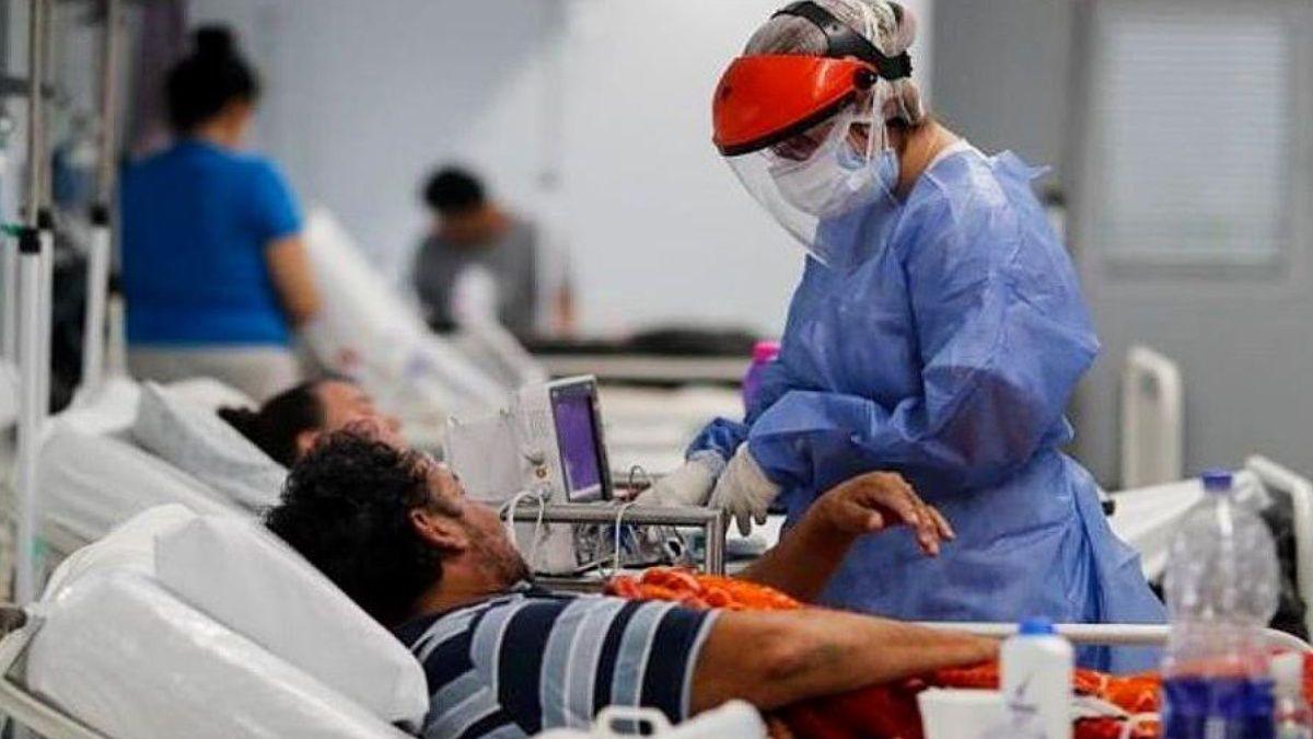 Este miércoles 8.586 nuevos casos fueron reportados con coronavirus en Argentina.