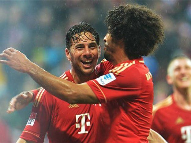 Bayern Munich logró una histórica goleada por 9 a 2 ante Hamburgo