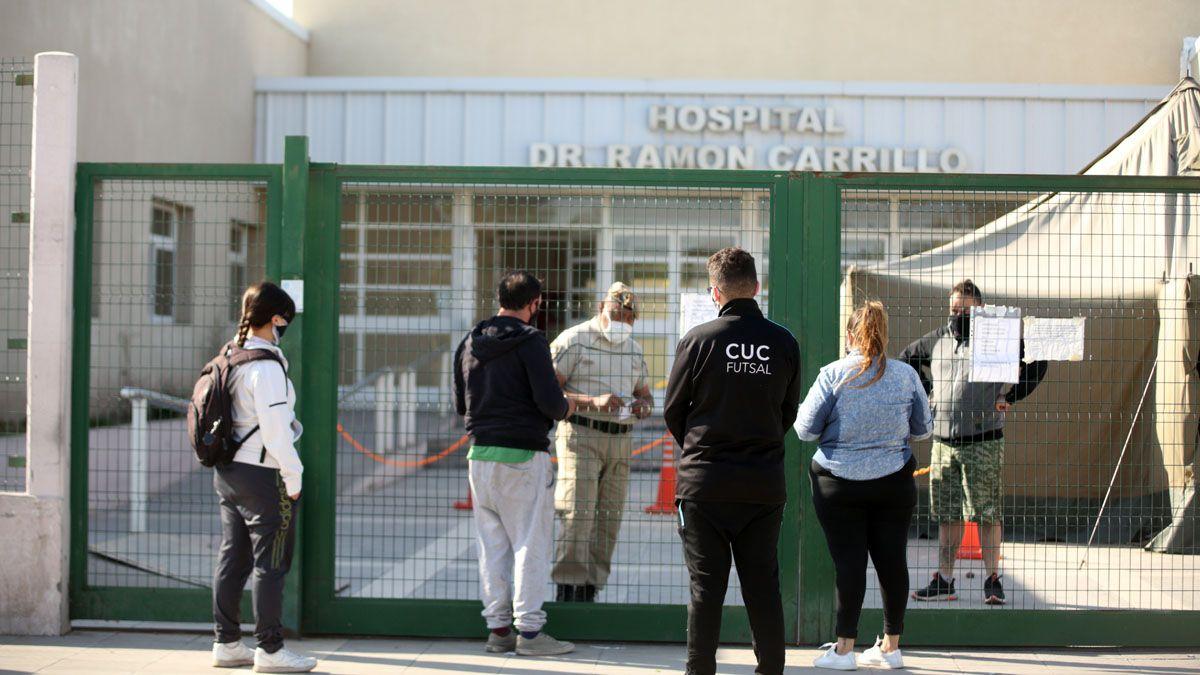 El Ramón Carrillo comenzará a funcionar como Hospital Covid en las próximas horas para atender los casos de coronavirus en Mendoza.