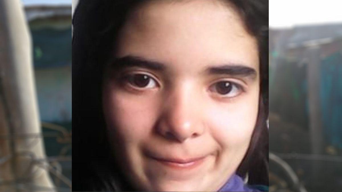Lucía Inés Fernández, asesinada el martes en Rodeo del Medio. Un compañero de colegio de 14 años es el único sospechoso.