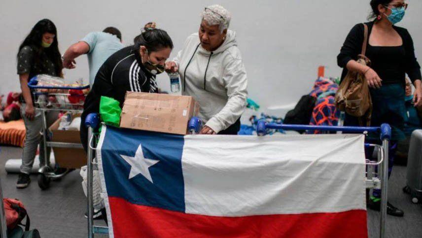 Chile registra la peor cifra diaria de casos de Covid-19 en 9 meses y se encienden las alarmas.