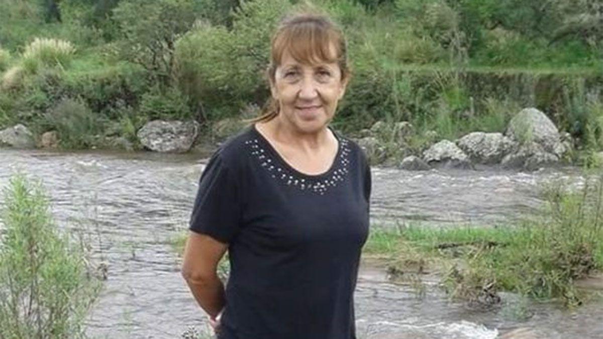Dora Hidalgo tenía 67 años y fue asesinada en Maipú