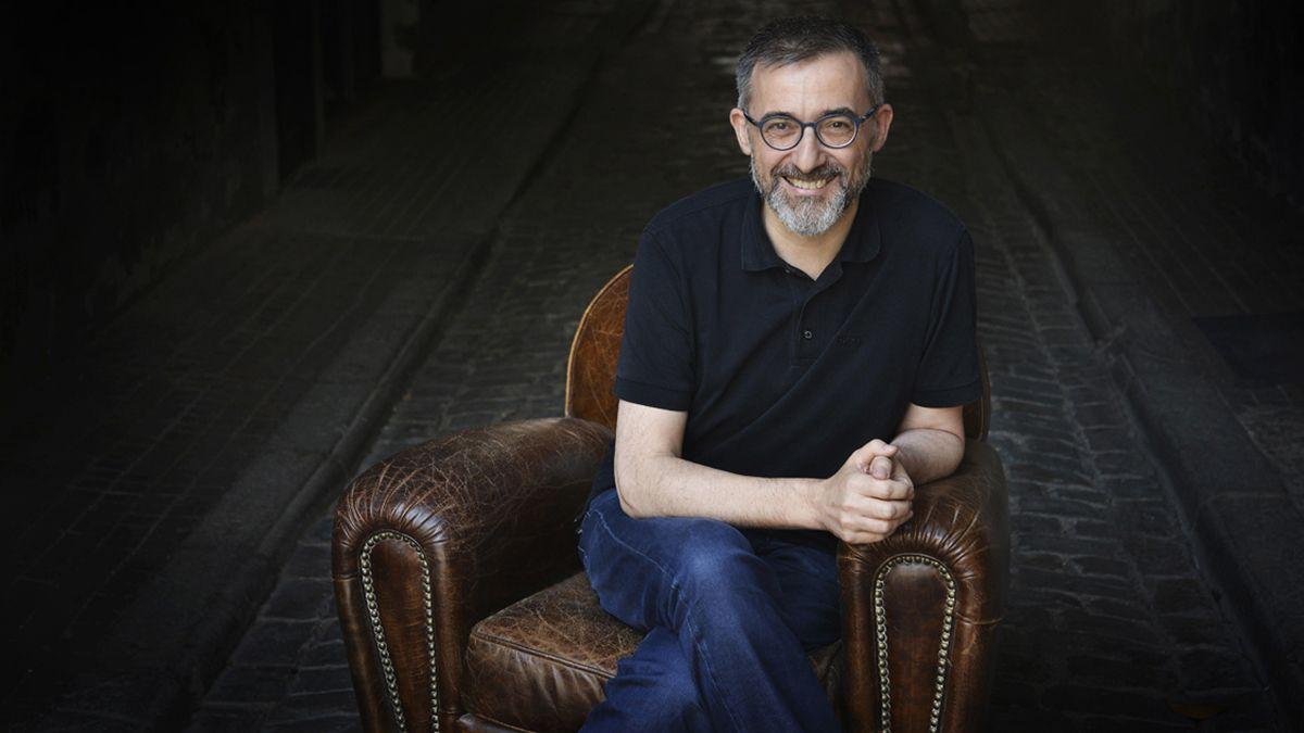 Antoni Gutiérrez-Rubí, diseñador de la campaña electoral del Frente de Todos. Un experto en problemas.