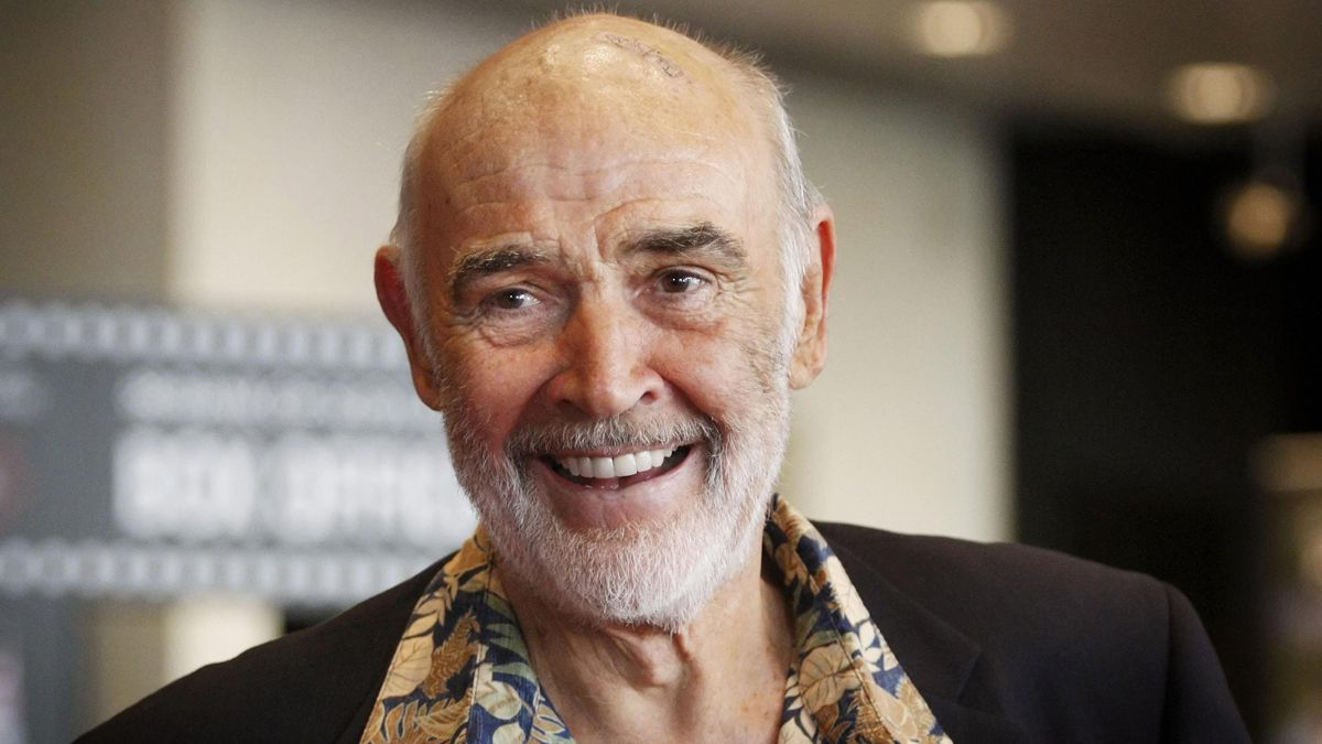 Sean Connery tenía 90 años.