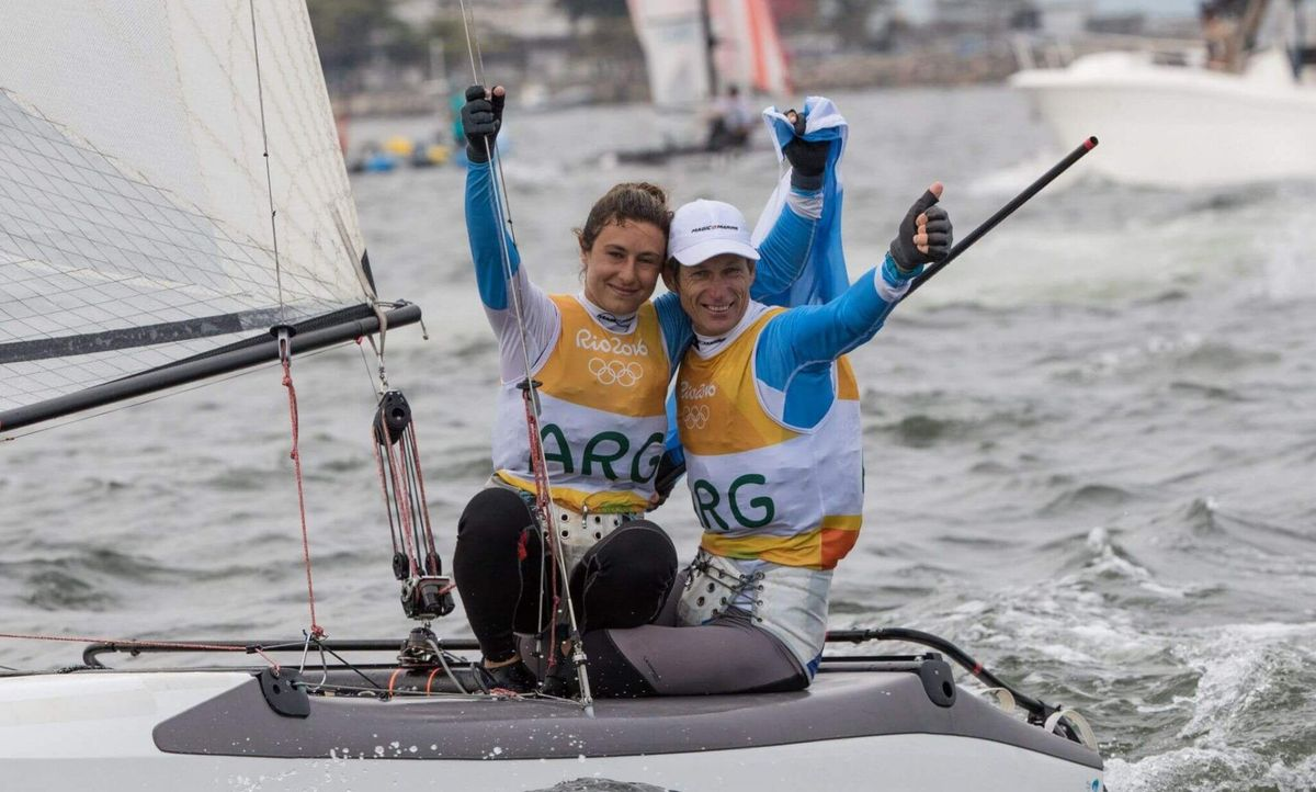 Santiago Lange y Cecilia Carranza serán los abanderados argentinos en los Juegos Olímpicos de Tokio.