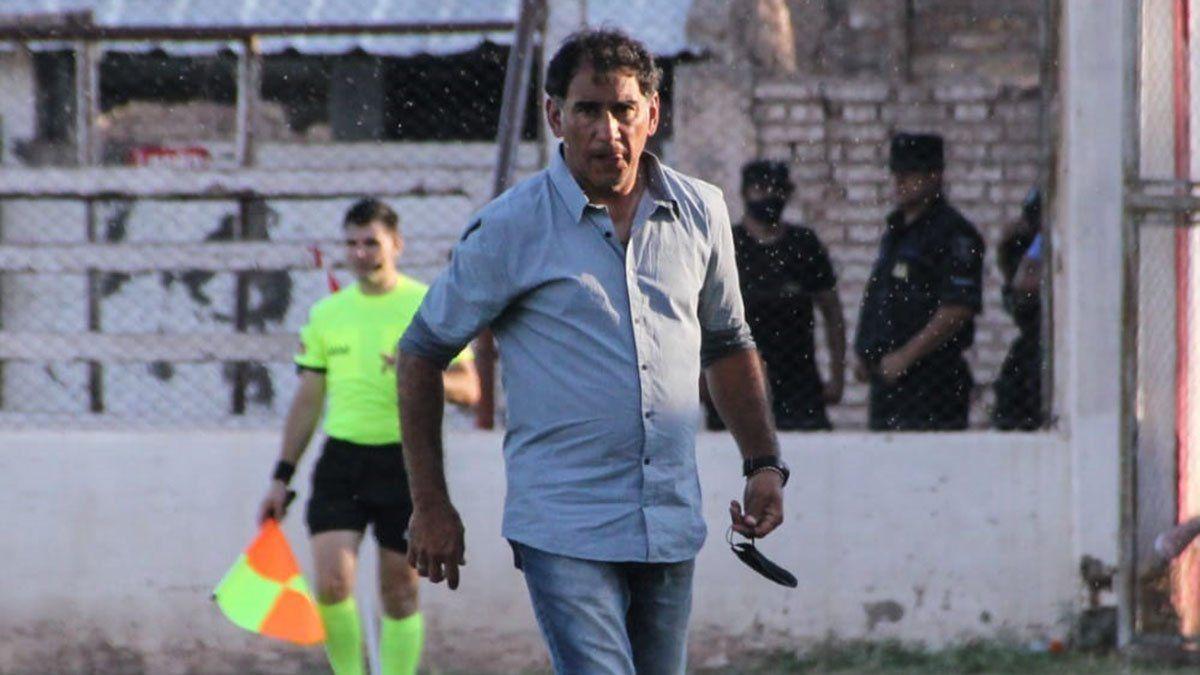 El Lechuga Darío Alaniz metió dos triunfos consecutivos.