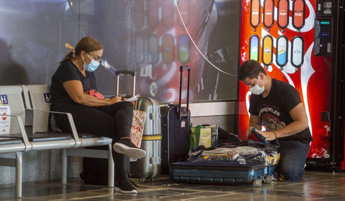Qué tenés que hacer si tenés vuelos programados desde México, Brasil o Chile