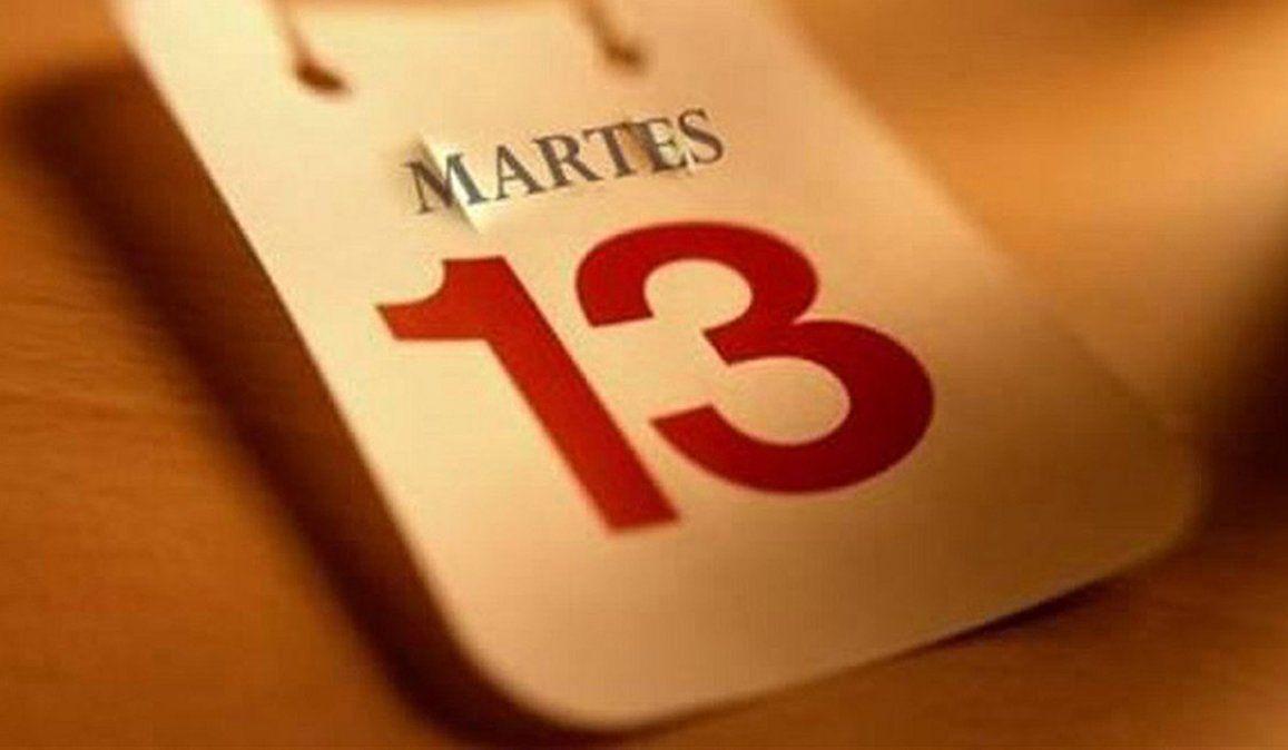 ¿Naciste un martes 13? Cómo sos según la numerología