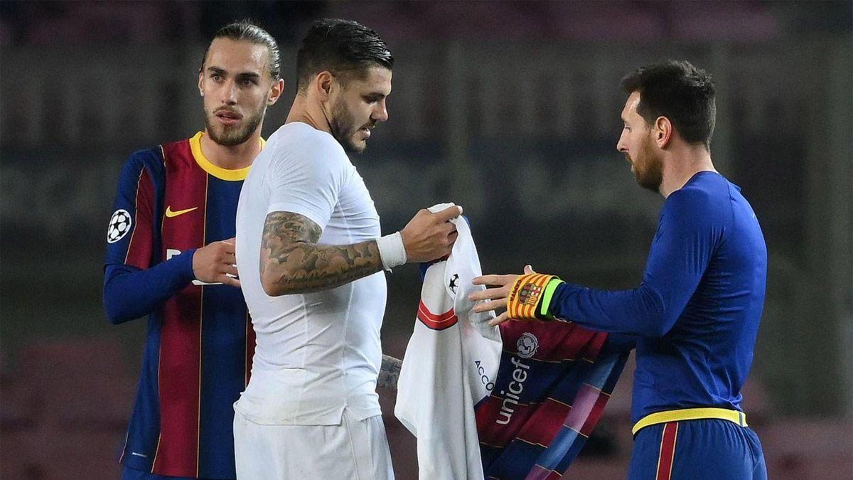 El futuro de Messi será el PSG