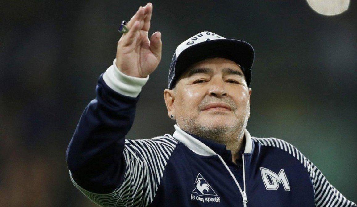 El dictamen sobre las causas de la muerte de Diego Armando Maradona