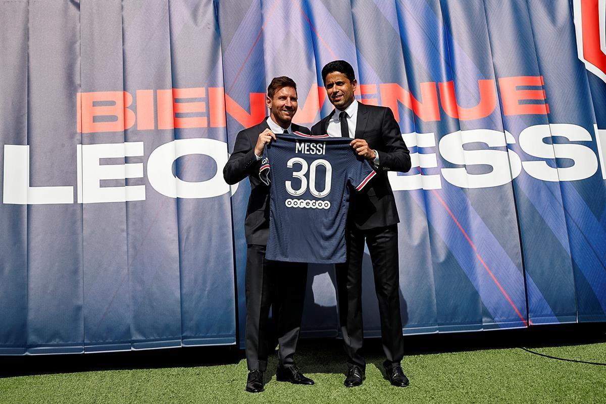 Lionel Messi recibió Fan Tokens como parte de su contrato con el PSG.