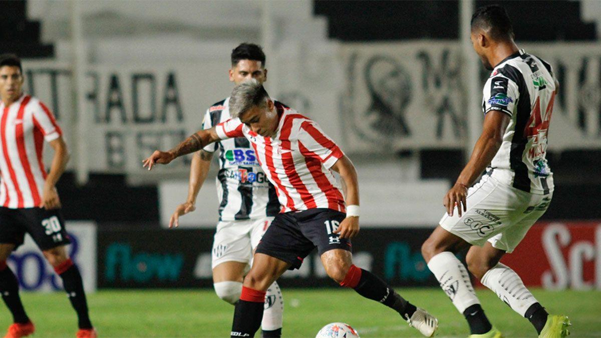 Central Córdoba y Estudiantes repartieron puntos