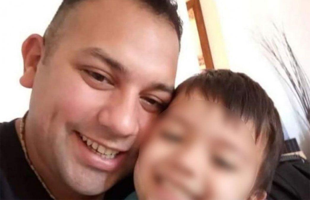 El policía inspector Juan Pablo Roldán murió por las puñaladas. Su asesino Rodrigo Facundo Roza