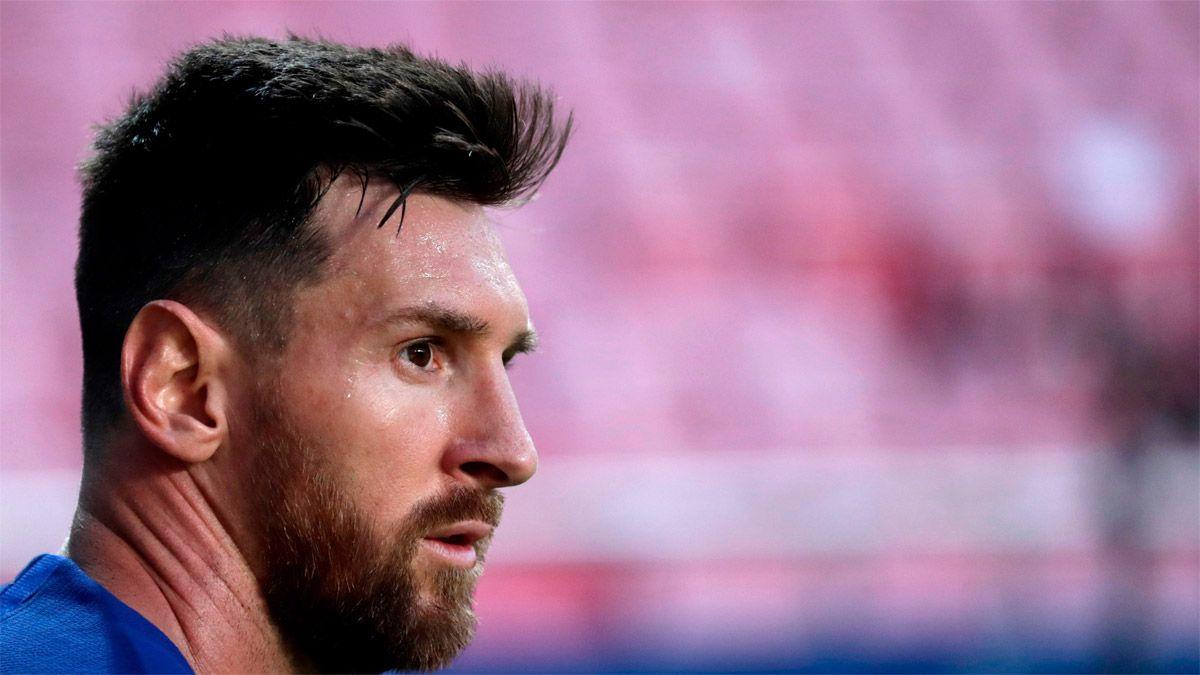 Lionel Messi: Jamás iría a juicio con el Barcelona