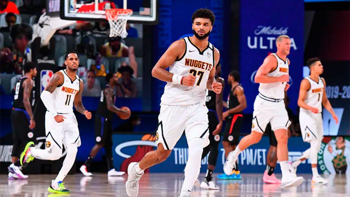 NBA: Nuggets revirtió la serie y es finalista en el Oeste