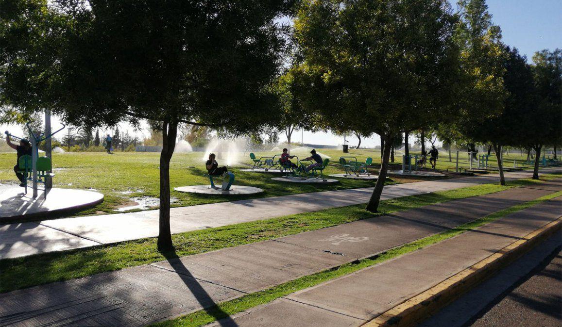 Pronóstico del tiempo en Mendoza. Foto: Matías Pascualetti (Radio Nihuil)
