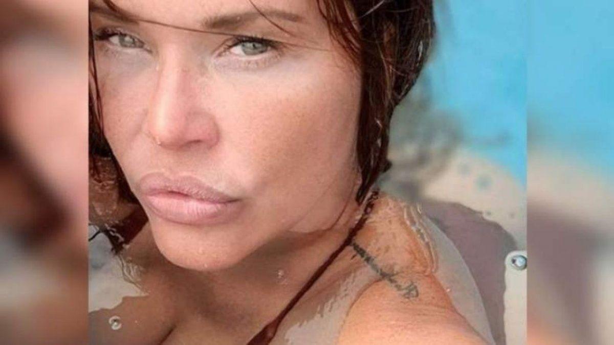 Nazarena Vélez se grabó en bikini y habló sin filtro: Esta panza no es embarazo