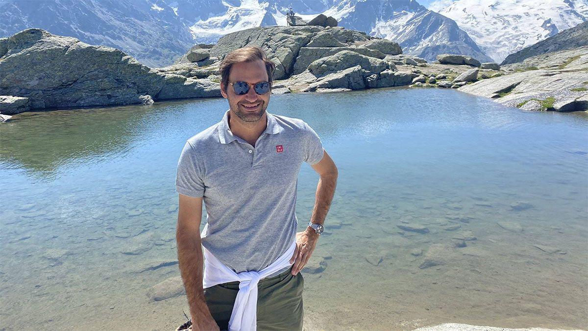 Roger Federer fue designado embajador de turismo de Suiza