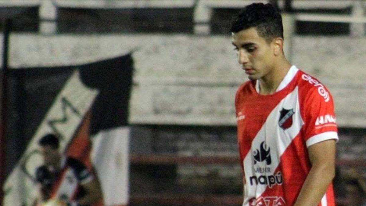 Javier Farías hace cuatro años que está en el club que preside Omar Sperdutti.