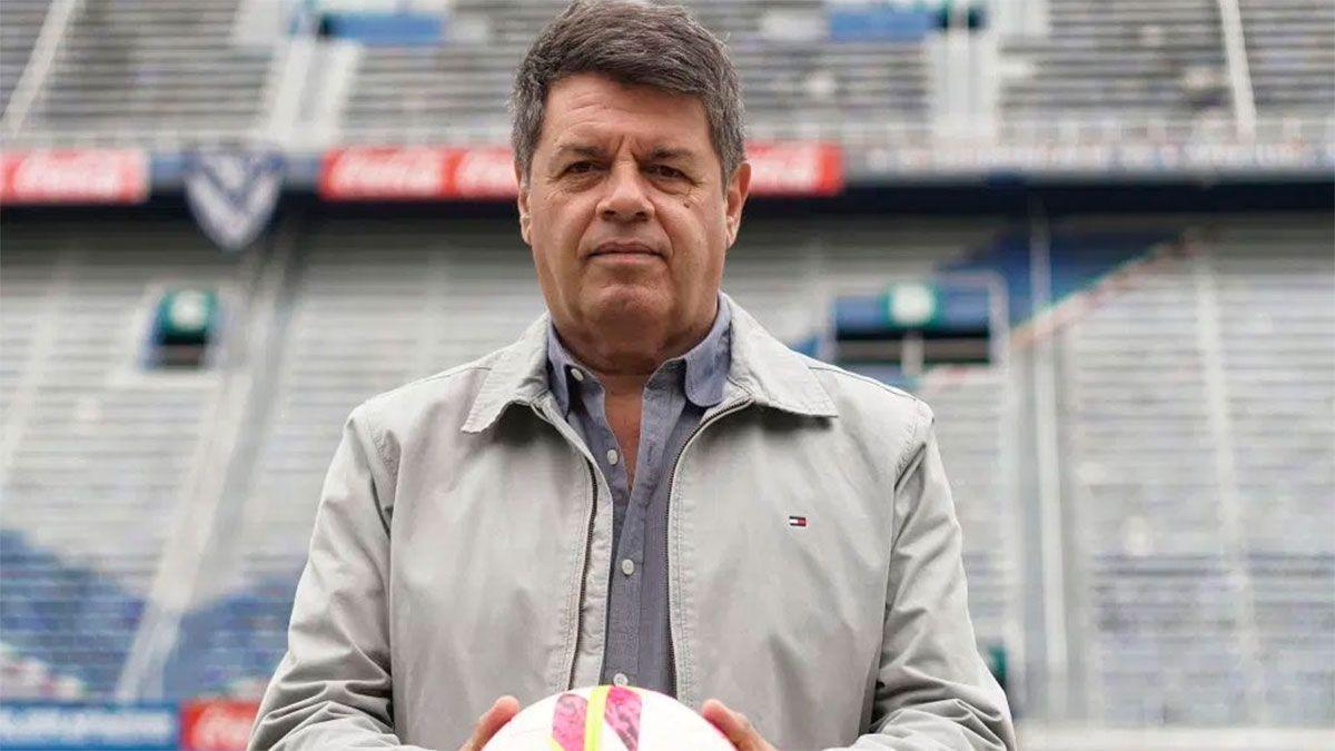 Sergio Rapisarda fue reelecto como presidente de Vélez
