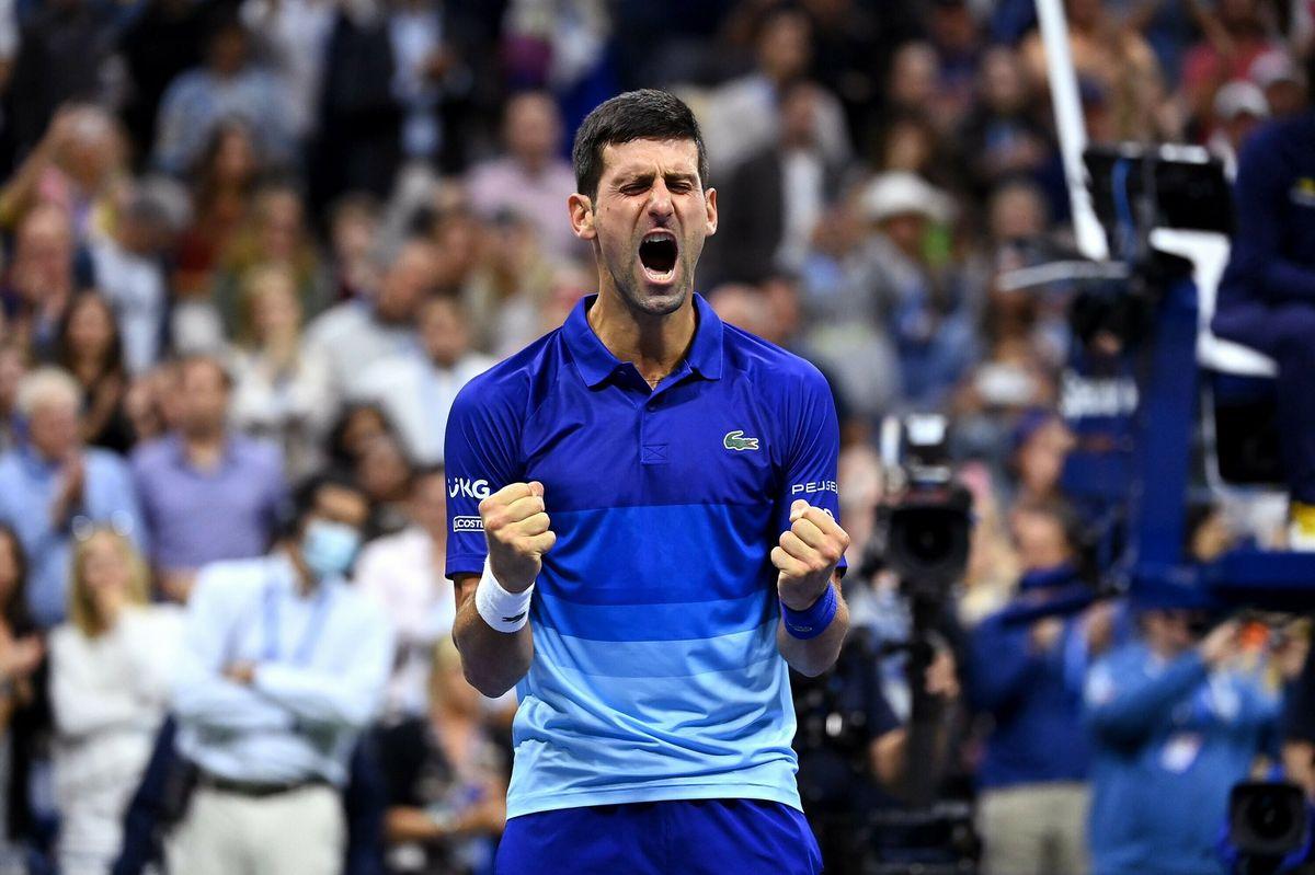 Novak Djokovic solo tiene que ganar el US Open ante Daniil Medvedev para hacer historia.