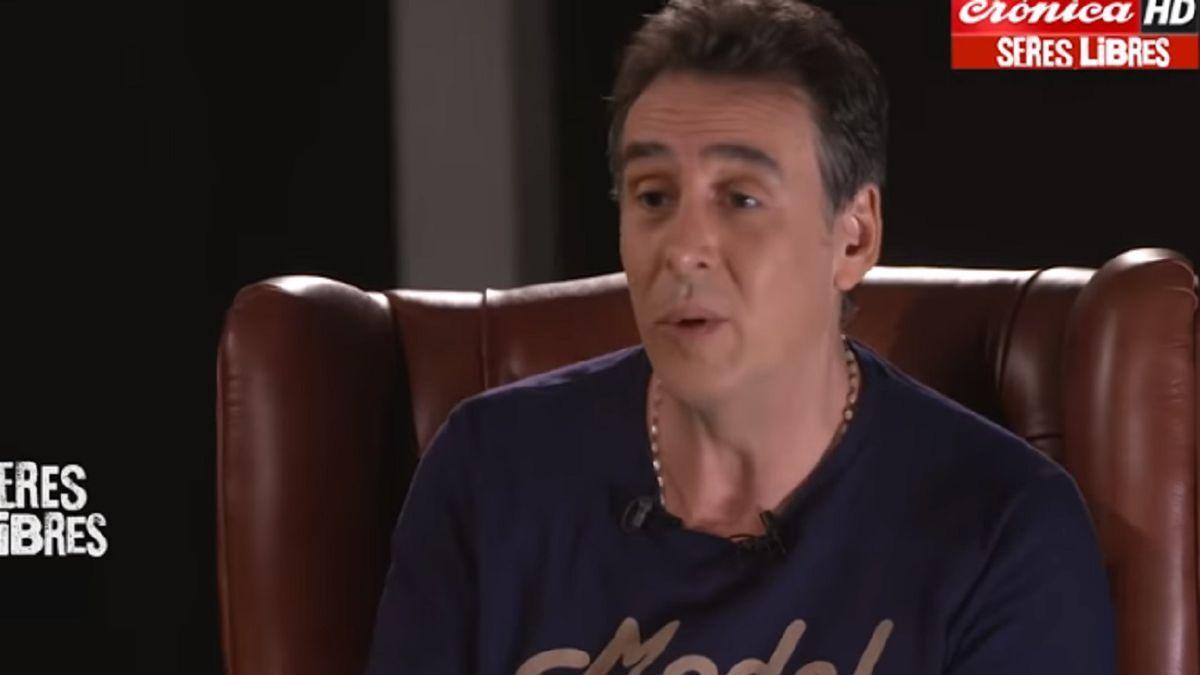 Rodrigo Vagoneta habló sobe su adicción al alcohol.