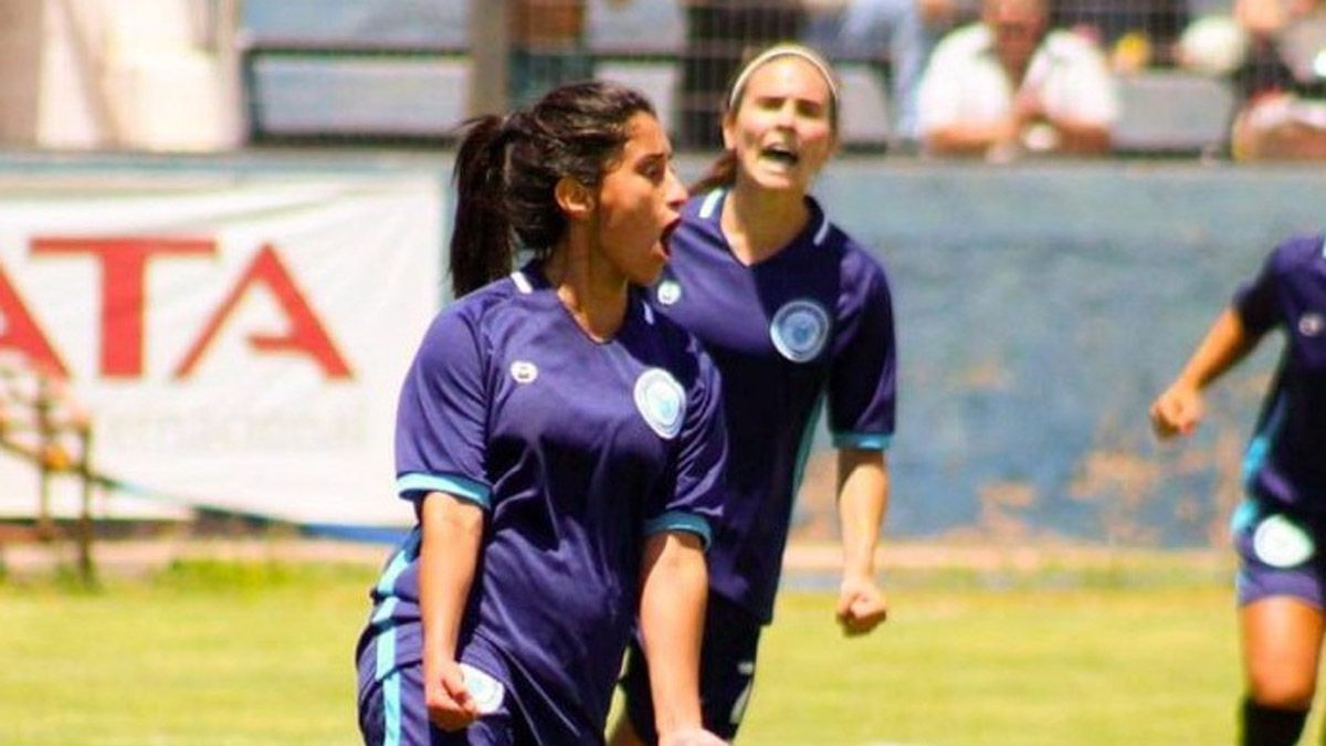 Rocío Montenegro jugará en la primera de River Plate