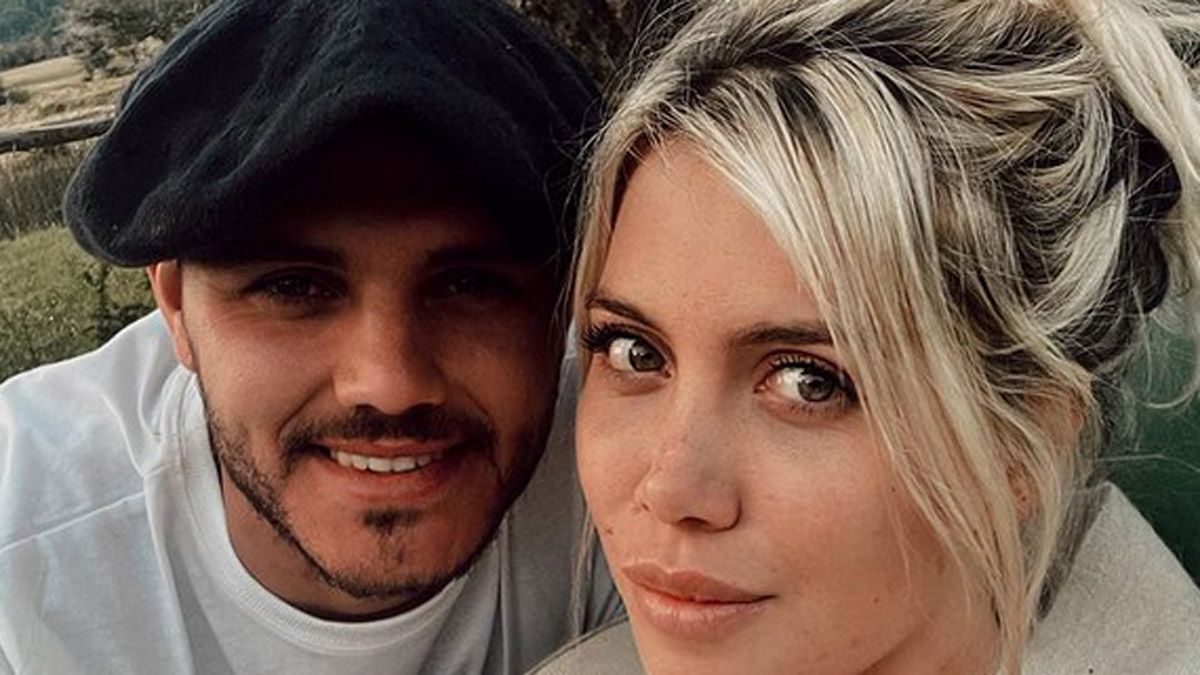 Dio detalles de la vida sexual de Mauro Icardi y Wanda Nara