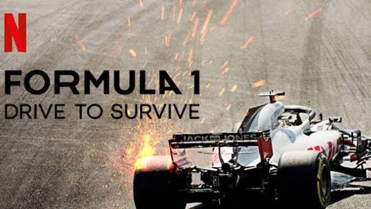 Netflix anunció la fecha de la temporada 3 de la F1