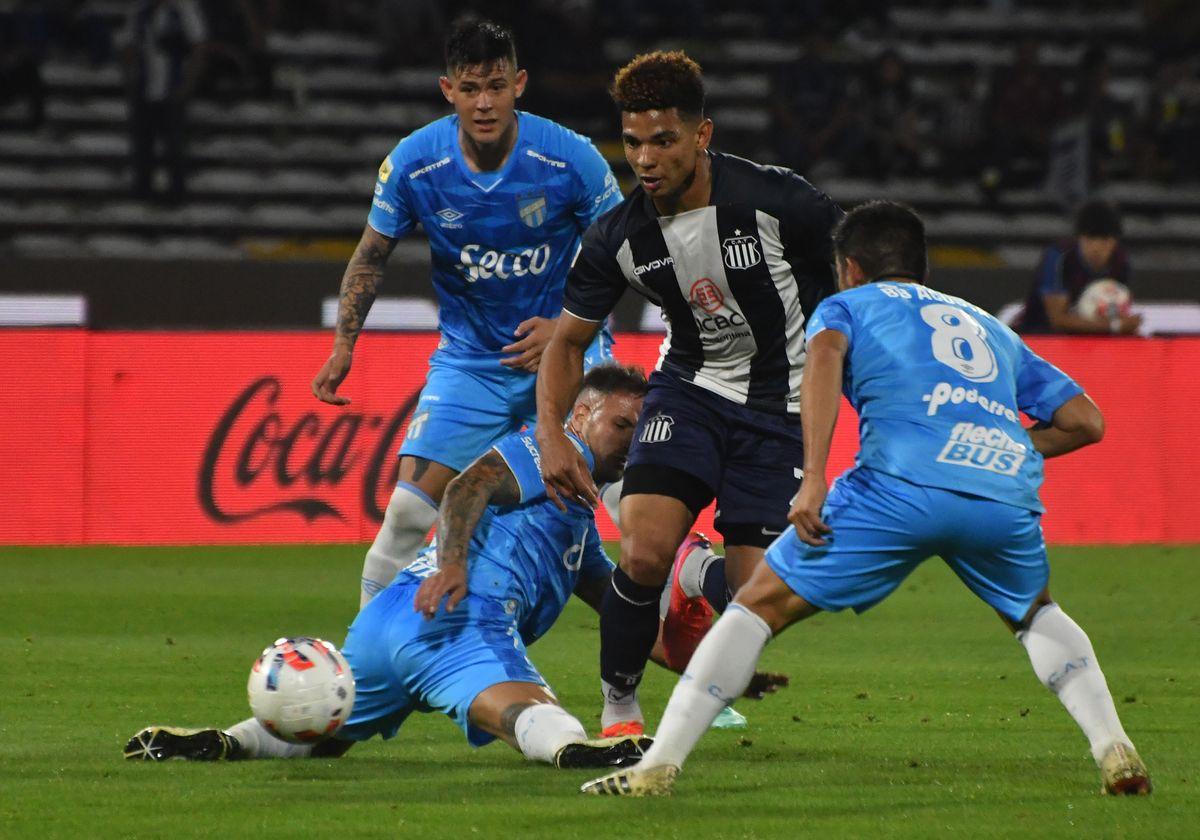 Talleres batió a Atlético Tucumán y está segundo en la Liga Profesional de Fútbol
