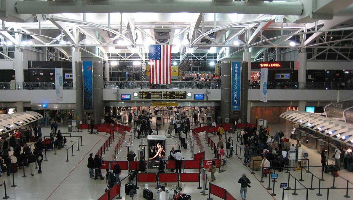 El aeropuerto JFK