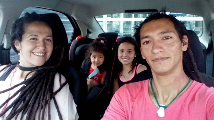 Una familia mendocina vendió todo para irse a Uruguay, el coronavirus arruinó su sueño y piden ayuda