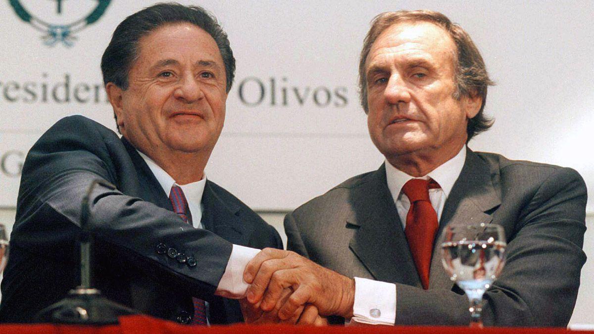 Eduardo Duhalde le ofreció la candidatura presidencial a Carlos Reutemann en 2002.