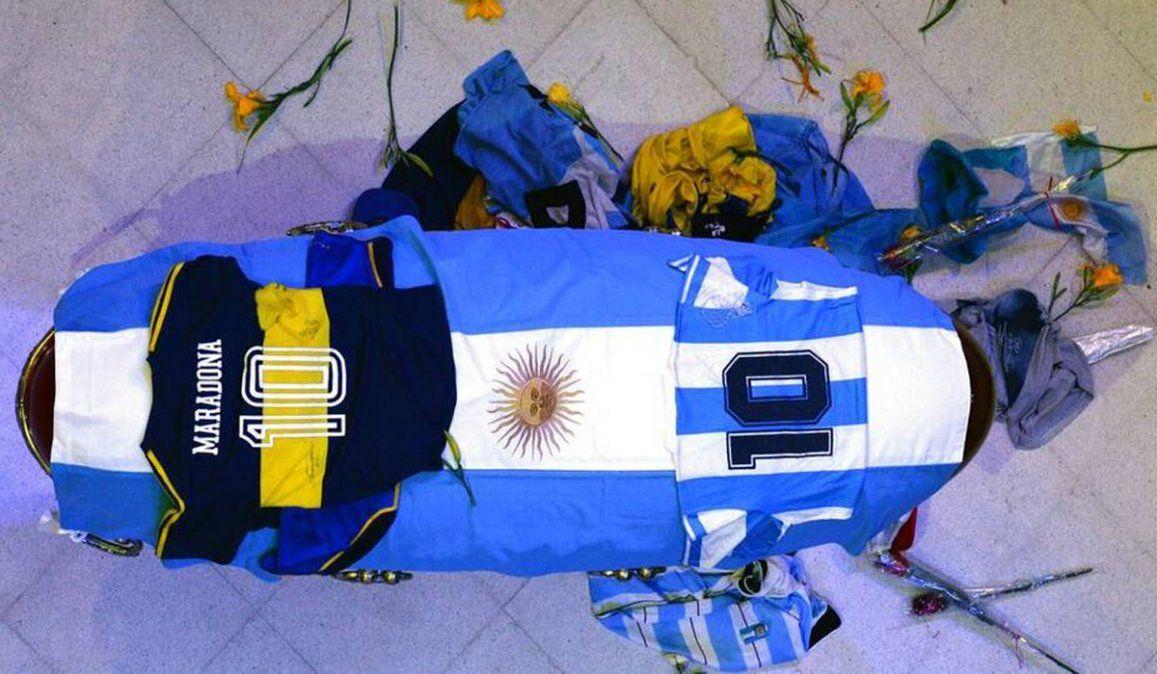 Autopsia a Maradona: para qué sirven la venlafaxina