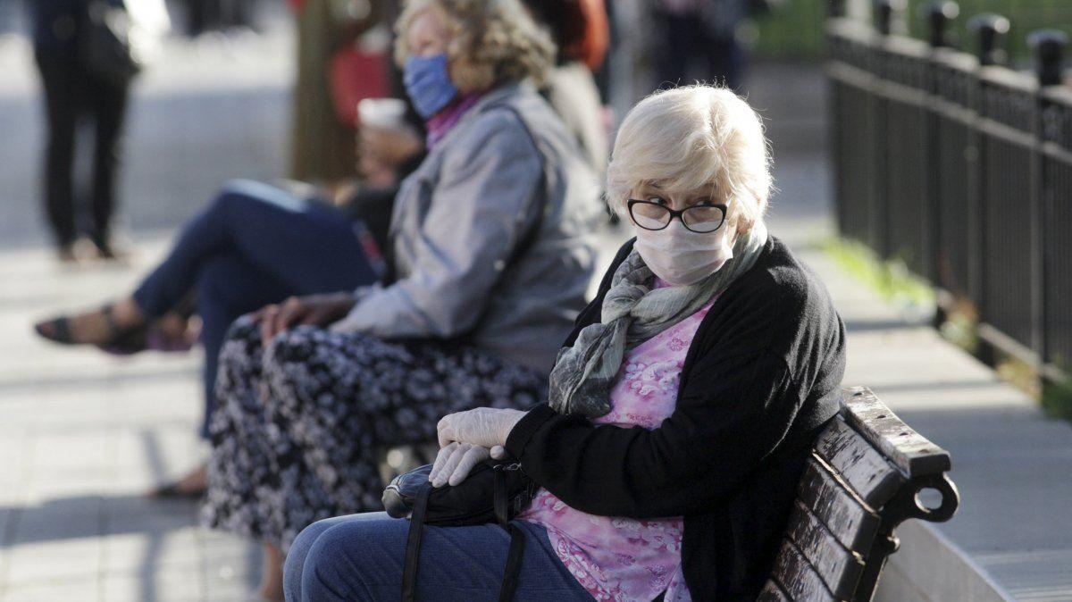 Coronavirus en Argentina. Los contagiados son más de 2.200.000.