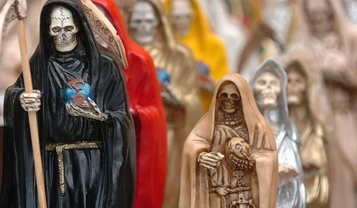 Aberrante crimen y sacrificio ritual: fue decapitado y destripado para ofrecerlo a San la Muerte