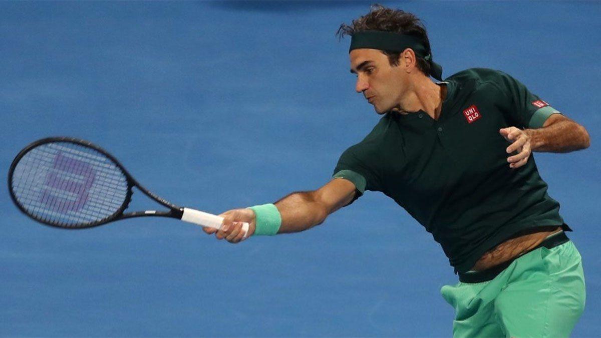Roger Federer superó la lesión y volvió a las canchas después de 13 meses