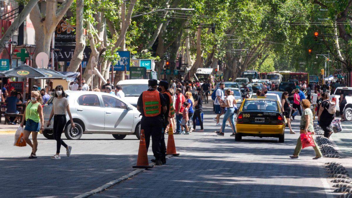 Coronavirus en Mendoza. Los números siguen estables ante la atenta mirada del Gobierno.