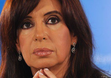 Cristina ratificó: Hay un operativo desánimo montado por los medios