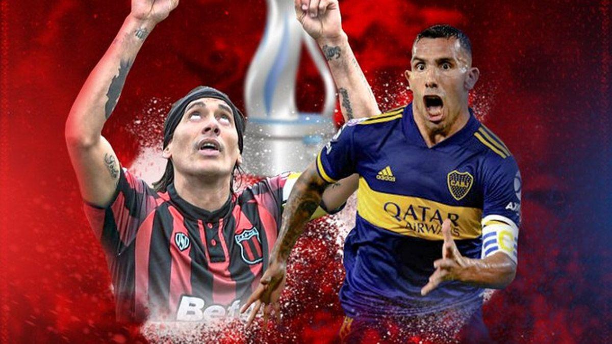 Defensores de Belgrano y un tuit para Boca, su próximo rival
