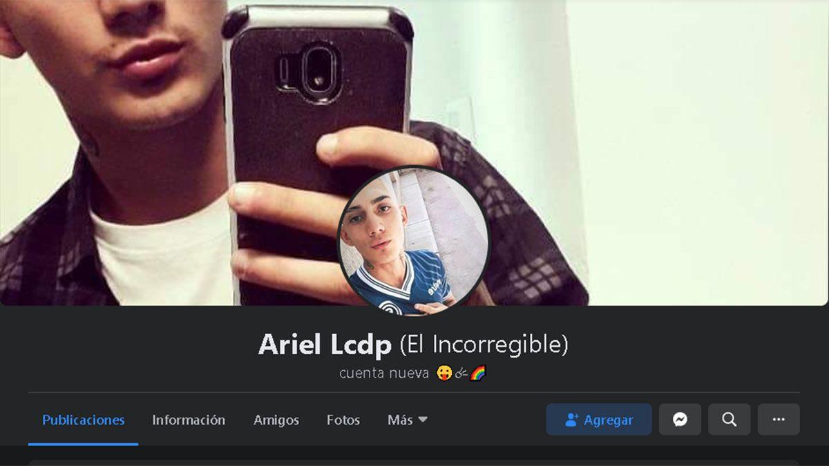 Está acusado por contactar a sus víctimas por Facebook y para luego asaltarlas
