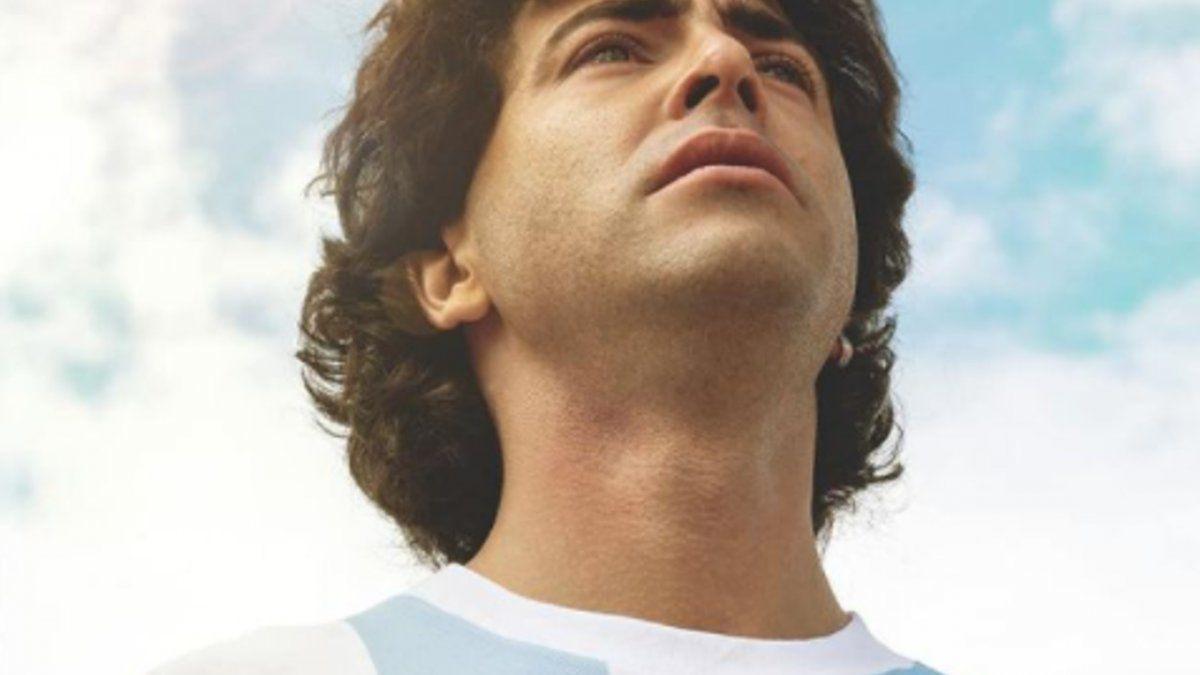 La serie del Diego. Amazon presentó el tráiler Maradona: Sueño bendito.