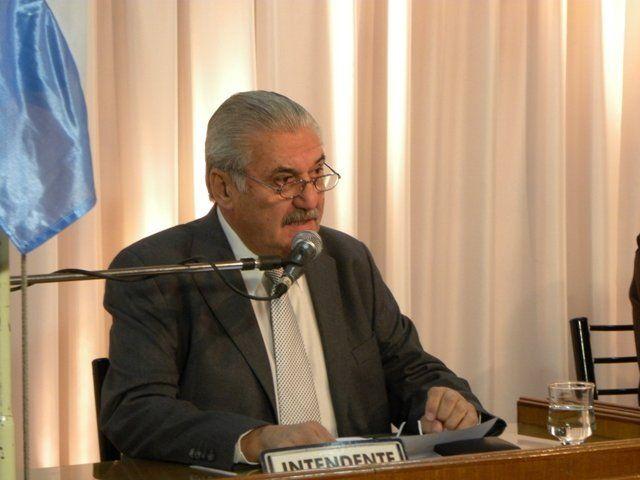 La obra pública y el cuidado del medio ambiente, los puntos fuertes del discurso de De Paolo