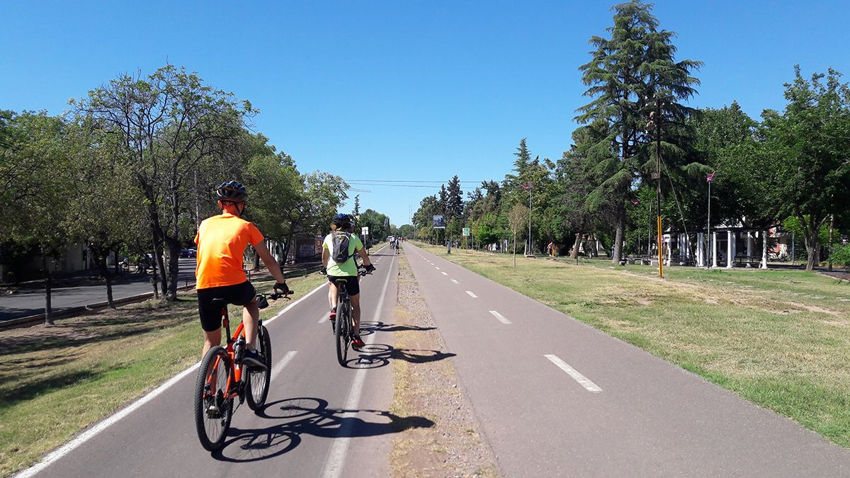 Pronóstico del tiempo para Mendoza: se viene un fin de semana muy caluroso.