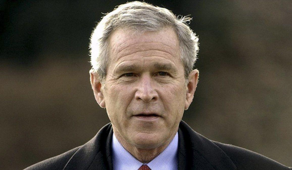 El ex presidente George W. Bush se mostró consternado por los incidentes registrados en el Capitolio y criticó el comportamiento imprudente de algunos líderes políticos